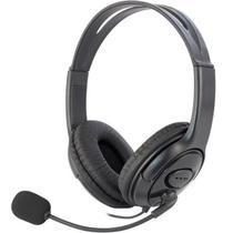 Fone de Ouvido Headphone para XBOX 360 KNUP Preto -