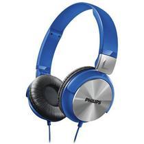 Fone de Ouvido Headphone Philips SHL3160 Azul -