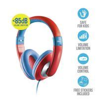 Fone de Ouvido Headphone Trust Sonin Kids Vermelho -