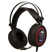 Fone De Ouvido Headset  7.1 Pc Led Com Microfone - Knup