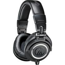 Fone De Ouvido Headset Audio Technica Ath-m50x M-series -