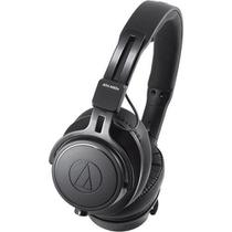 Fone De Ouvido Headset Audio Technica Ath-m60x M-series -