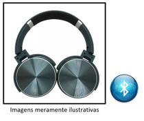 Fone De Ouvido Headset Bluetooth Sem Fio  - Cores - Global