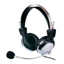 Fone De Ouvido Headset Com Microfone 20Hz20kHz - Fmsp