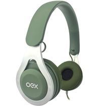 Fone de ouvido headset com microfone oex drop hs 210 -