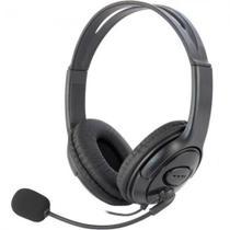 Fone De Ouvido Headset Com Microfone Para Microsoft Xbox 360 - Preto - Importado -