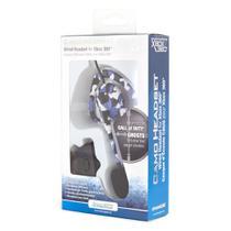 Fone de ouvido headset com microfone para XBOX360 - Dreamgear