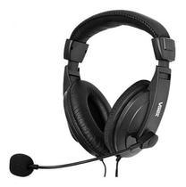 Fone De Ouvido Headset Com Microfone Vinik Para Computador - Alex Imports Mt