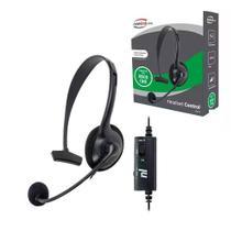 Fone De Ouvido Headset Control Oex Para Com Xbox One Hs210 - Newlink