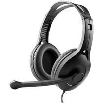 Fone de ouvido Headset Edifier K800 Over Ear com Microfone para PC e conexão P3 -