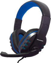 Fone de Ouvido Headset F-1 Azul - TecDrive - Tec drive