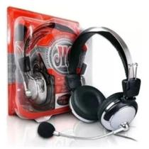 Fone De Ouvido Headset Game Headphone Áudio C/ Microfone Bom - A.R Variedades Mt