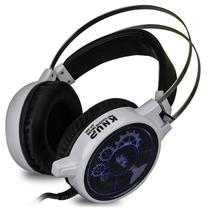 Fone De Ouvido Headset Gamer 7.1 Usb P2 Ps4 Pc Xbox KP-402 - Knup