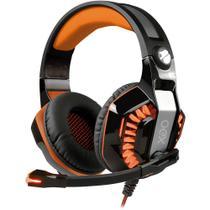 Fone de Ouvido Headset Gamer Beast 7.1 com Vibração e LED HS404 OEX -