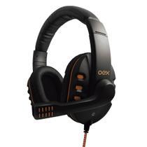 Fone de Ouvido Headset Gamer c/ Microfone HS200 Oex PT / LR -
