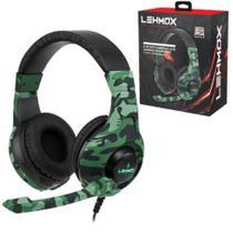 Fone de Ouvido Headset Gamer GT-F15 - Lehmox -