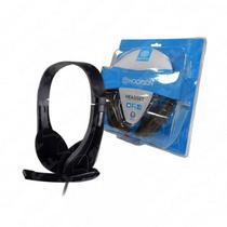 Fone de ouvido headset gamer hoopson f-046 com microfone -