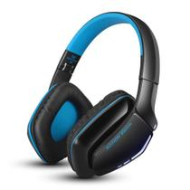 Fone De Ouvido Headset Gamer + Microfone Sem Fio Kotion Each -