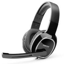 Fone De Ouvido Headset Gamer Para Pc K815 Edifier - Preto BFO-351 -