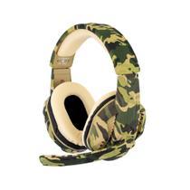Fone de Ouvido Headset Gamer Sate Camuflado AE-366C -