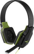 Fone De Ouvido Headset Gamer Verde Controle De Volume Ph146 - Multilaser