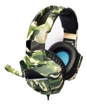 Fone de Ouvido Headset Gamer X Soldado (P3) GH-X2700 - Infokit -