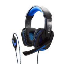 Fone de Ouvido Headset Gaming Azul Bright -