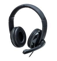 Fone de Ouvido Headset Pro Multilaser P2 Preto PH316 -