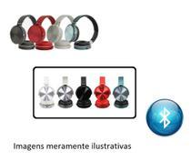 Fone De Ouvido Headset Sem Fio Bluetooth - Cores - Global