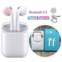 Fone De Ouvido I11 TWS Bluetooth 5.0 com Case Carregador -
