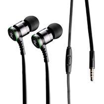 Fone de Ouvido In Ear c/ Microfone CRBUD - Alesis - Mackie