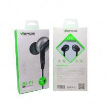 Fone de ouvido in-earphone EJ-V45-C - Verde