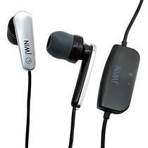 Fone de Ouvido Intra Auricular com Controle Importado Jwin - Jwin Eletronics Corp.,Usa