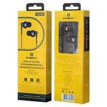 Fone de Ouvido Intra-Auricular com Fio e Microfone Sumexr - SEJ-B5 -