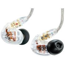 Fone De Ouvido Intra-Auricular In Ear SE-535CL Shure SE535CL -