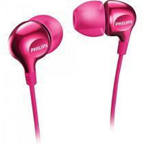 Fone de Ouvido Intra-Auricular SHE3700PK/00 Rosa PHILIPS -