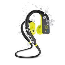 Fone de ouvido JBL Endurance DIVE In-Ear Bluetooth Esportivo a prova de água Preto e Amarelo -