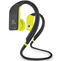Fone de Ouvido JBL Endurance JUMP Amarelo Preto Bluetooth Esportivo À Prova D'água JBLENDURJUMPBNL -
