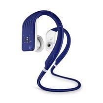 Fone de Ouvido JBL Endurance JUMP Azul Bluetooth Esportivo À Prova D'água Neckband JBLENDURJUMPBLU -