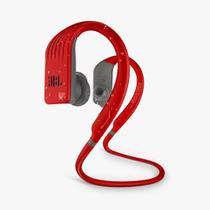 Fone de ouvido Jbl Endurance JUMP intra auricular VERMELHO -