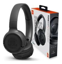 Fone De Ouvido JBL T500 BT Bluetooth com Microfone Preto -