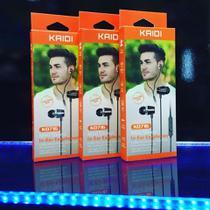 Fone De Ouvido Kaidi Intra-Auriculares P2 KD716 Super Bass -
