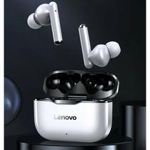 Fone de Ouvido Lenovo Livepods Lp1 Com Redução Ruído Bluetooth 5.0 -