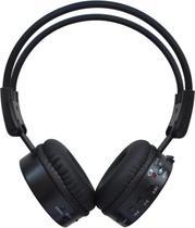 Fone de Ouvido Multimídia Onbongo ONB-M80 com Rádio FM e Slot para Cartão de Memória - Branco -