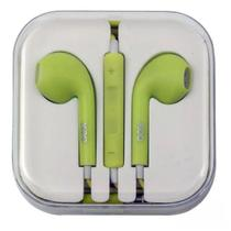 Fone de Ouvido Oex Colormood Intra-Auricular FN204 Verde Candy - Oex -