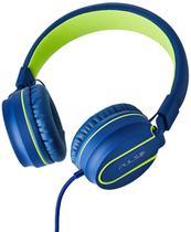Fone de ouvido over ear wired stereo áudio - ph162 - Pulse