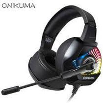 Fone De Ouvido Para Jogos ONIKUMA K6 Para Redução De Ruído Estéreo -