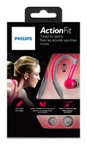 Fone de Ouvido Philips Action Fit SHQ3200PK Rosa -