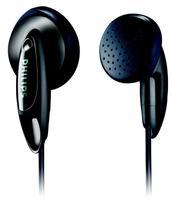 Fone De Ouvido Philips Intra Auricular Preto She 1350/00 -