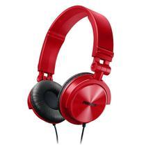 Fone de ouvido Philips Shl-3050rd Vermelho -